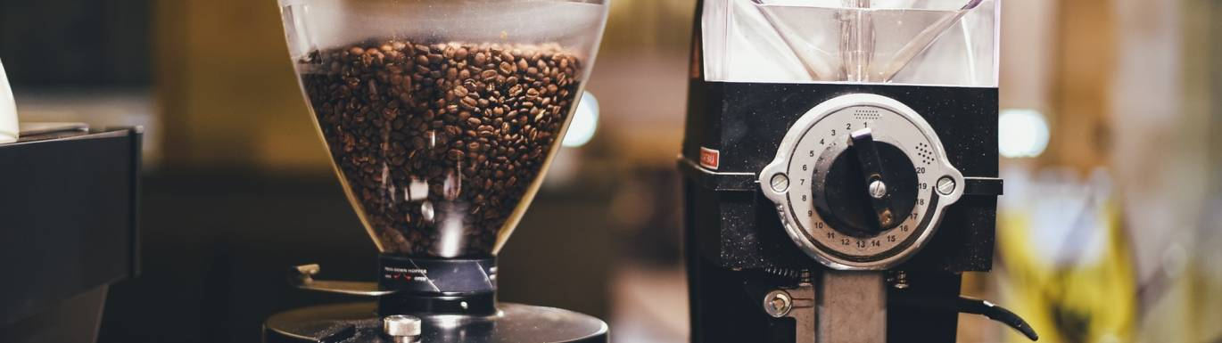 Professional Coffee Bean Grinders title image