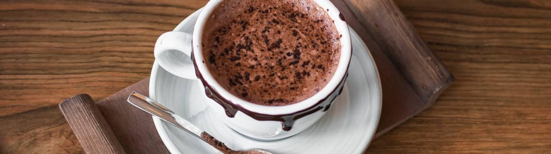 Fairtrade Hot Chocolate title image