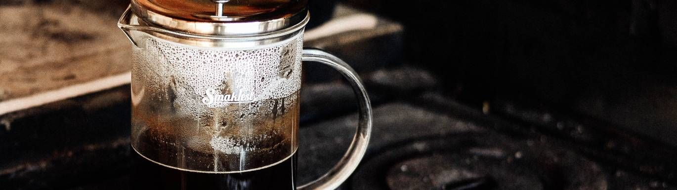 Cafetière & French Press title image