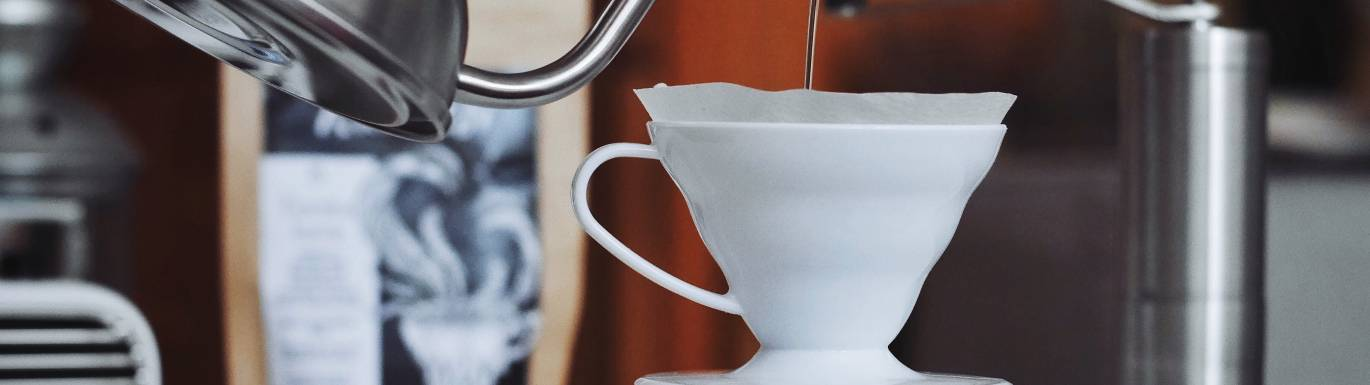 Hario V60 Drippers title image
