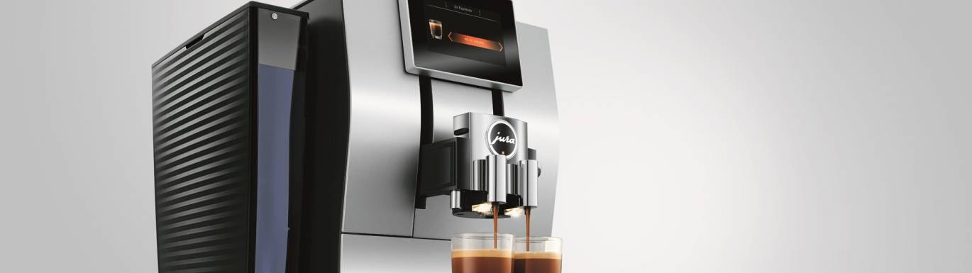 Jura Home Bean to Cup Coffee Machines title image
