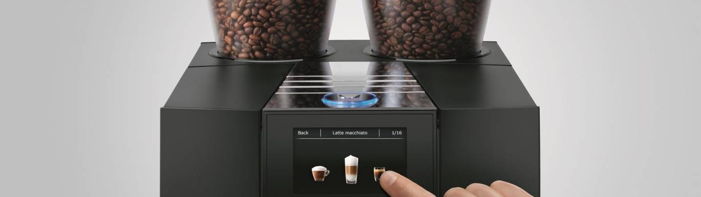 Professional Bean to Cup Machines title image