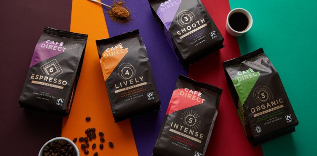 Homepage feature image Ground Coffee -