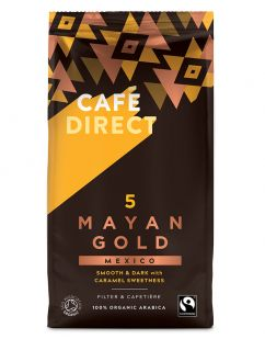 Cafedirect Mayan Gold Beans (227g) product thumbnail image