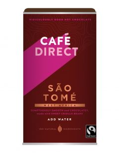 CafeDirect Sao Tome Instant Hot Chocolate (6x300g) product thumbnail image
