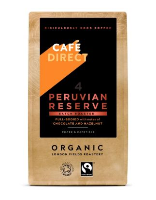 Cafedirect Peruvian Reserve Ground Coffee (227g) product thumbnail image