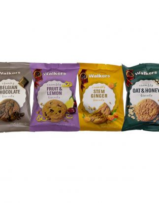Walkers Biscuits Assorted Catering Box of 100 Packs product thumbnail image