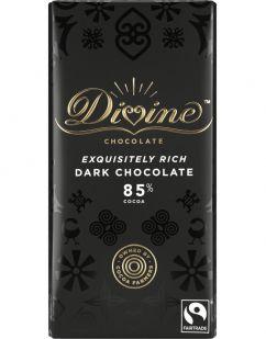 Divine Dark Chocolate 85% (100g) product thumbnail image