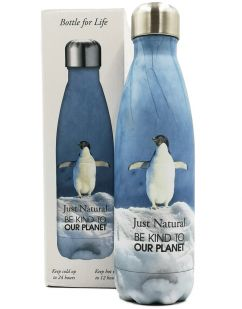 Just Natural Be Kind To Our Planet Bottle - Penguin product thumbnail image