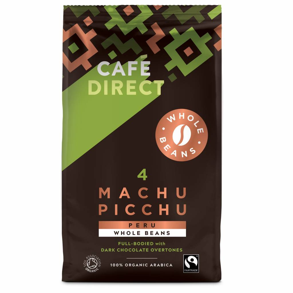 Cafedirect Machu Picchu Beans (750g) gallery image #1
