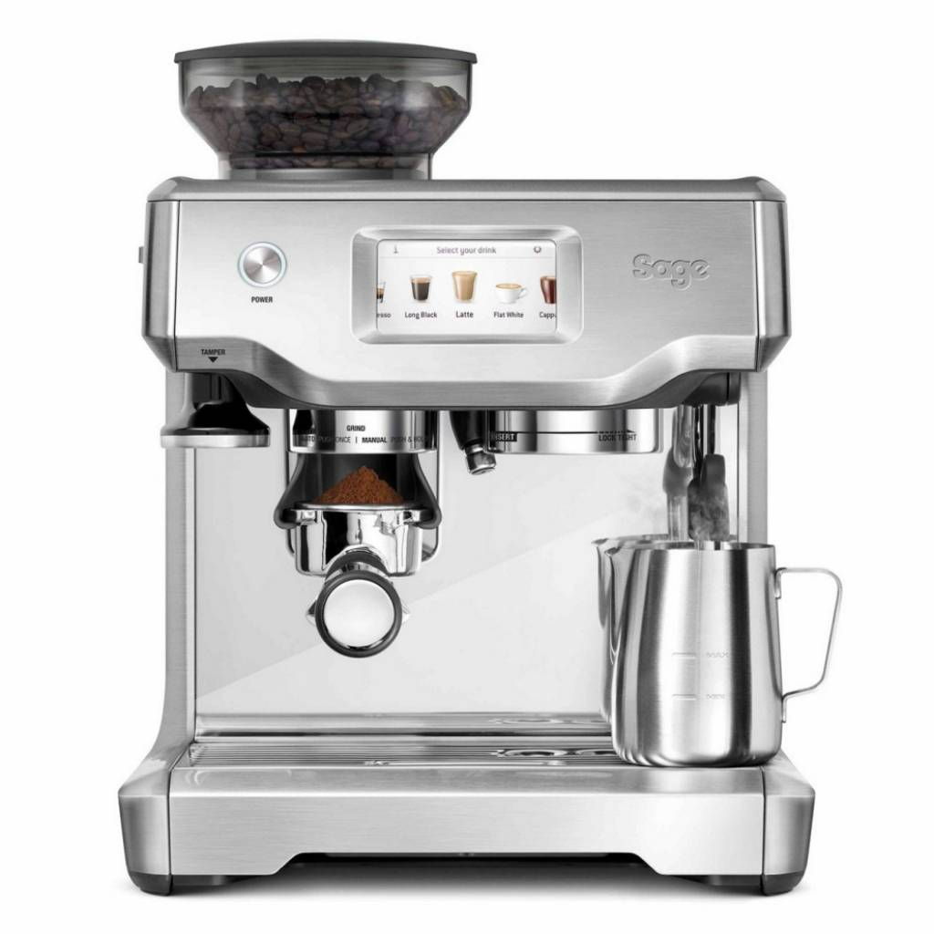Sage The Barista Touch - Brushed Stainless Steel gallery image #1