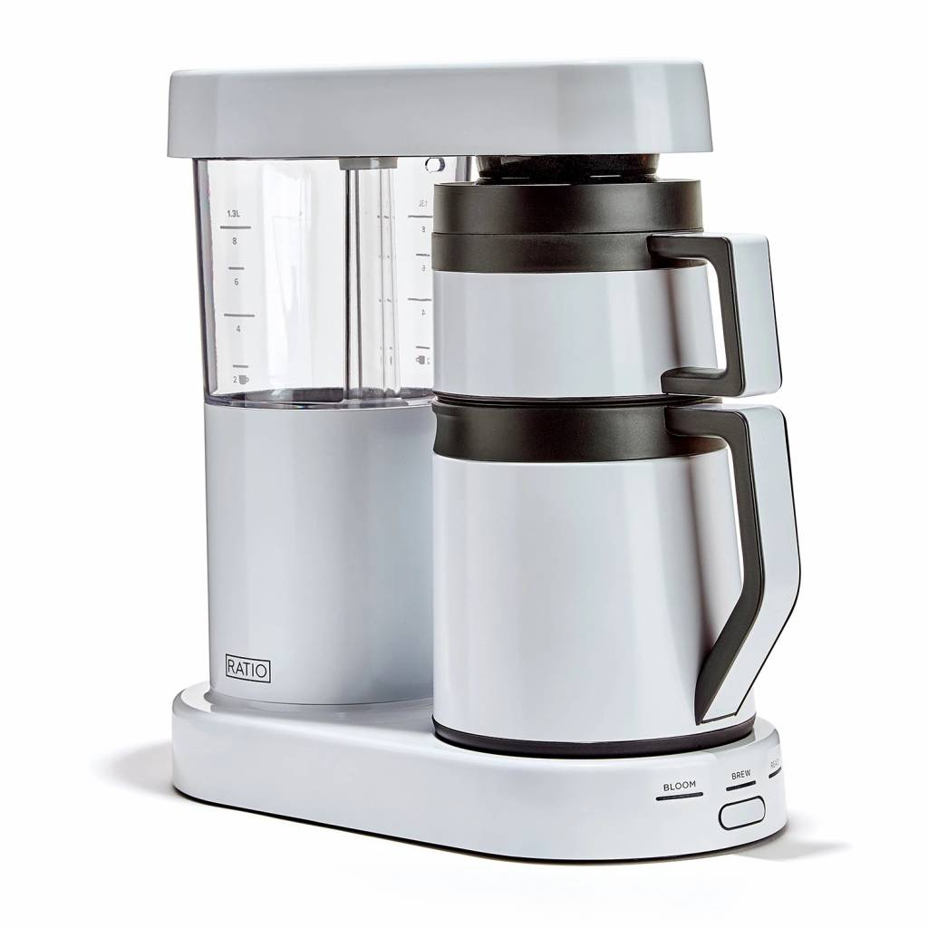 Ratio Six Coffee Maker - White gallery image #1