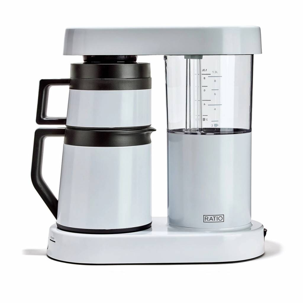 Ratio Six Coffee Maker - White gallery image #2