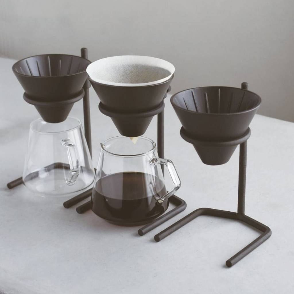 Kinto Brewer Stand Set (SCS S04) gallery image #3