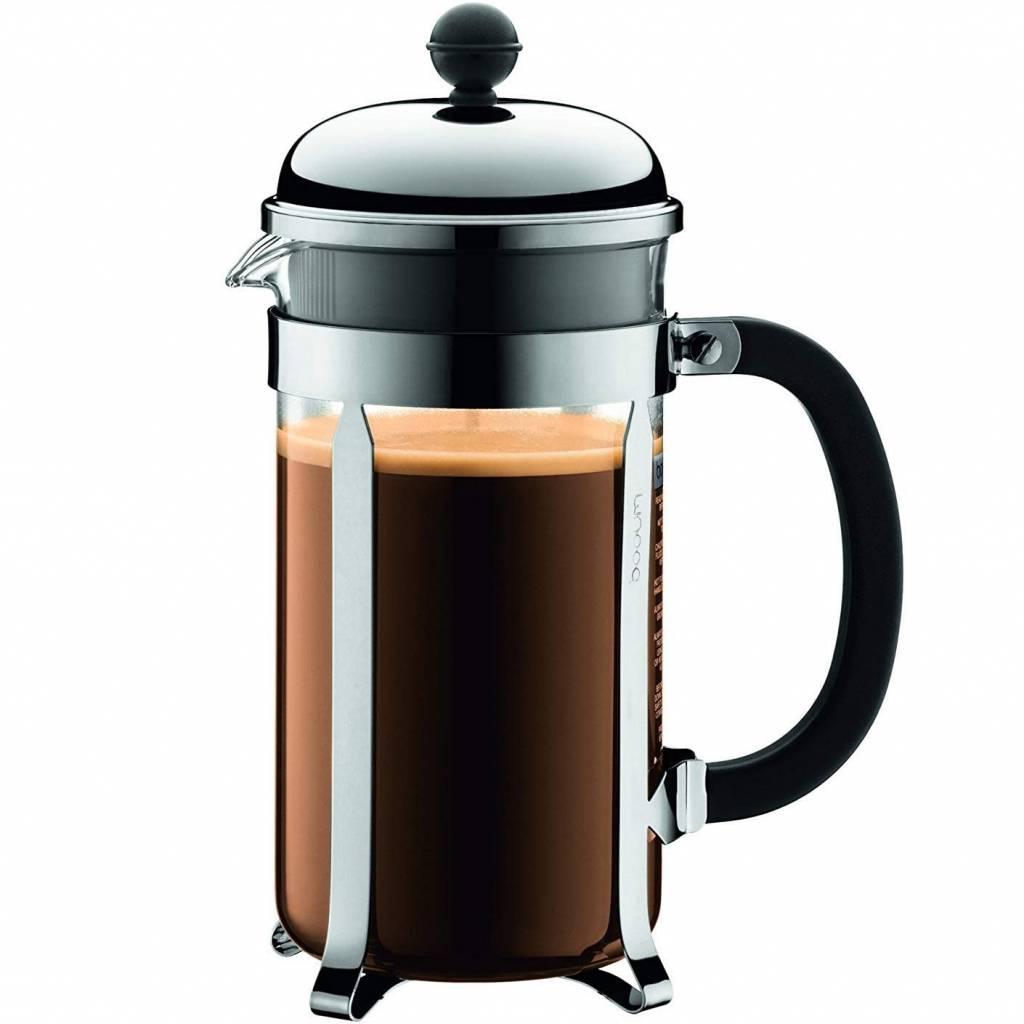 Bodum Chambord 8-Cup French Press (1L) gallery image #1