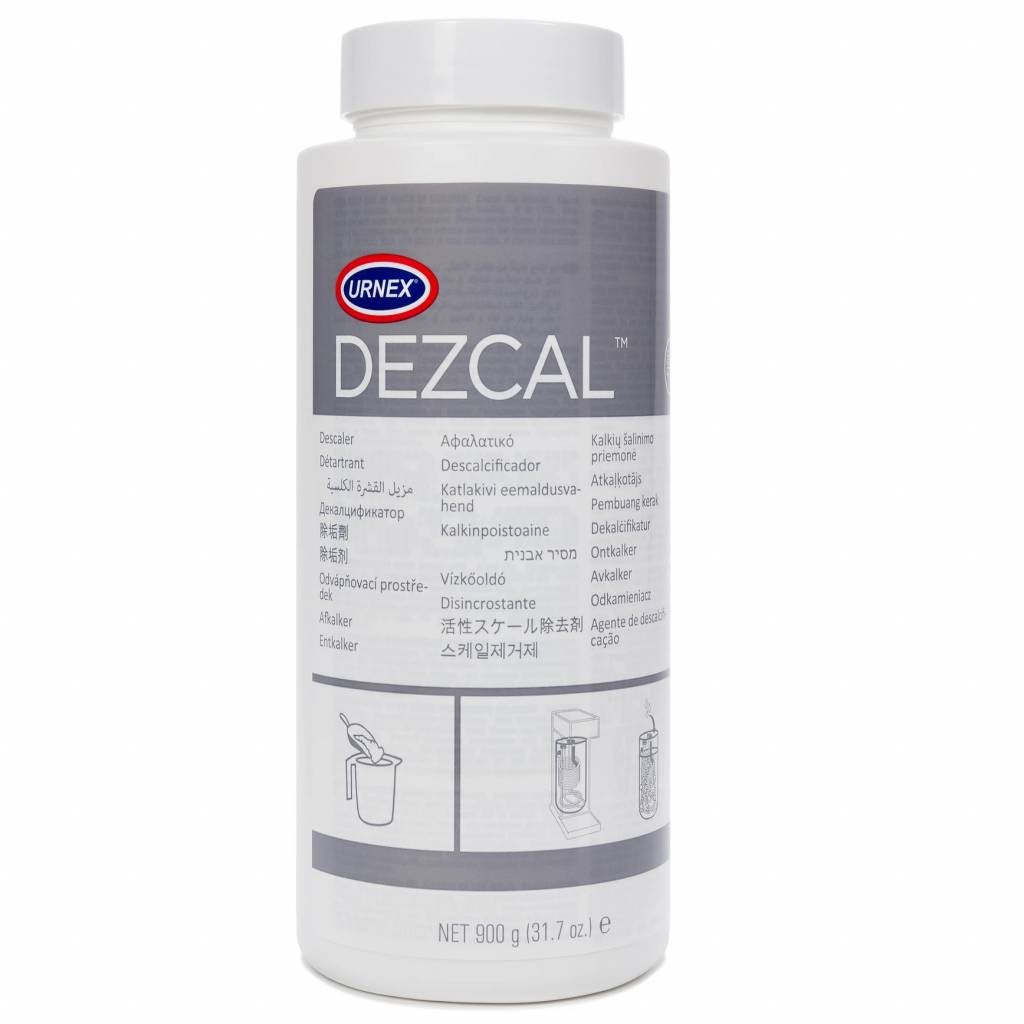 Urnex Dezcal Powder Scale Remover (900g) gallery image #1