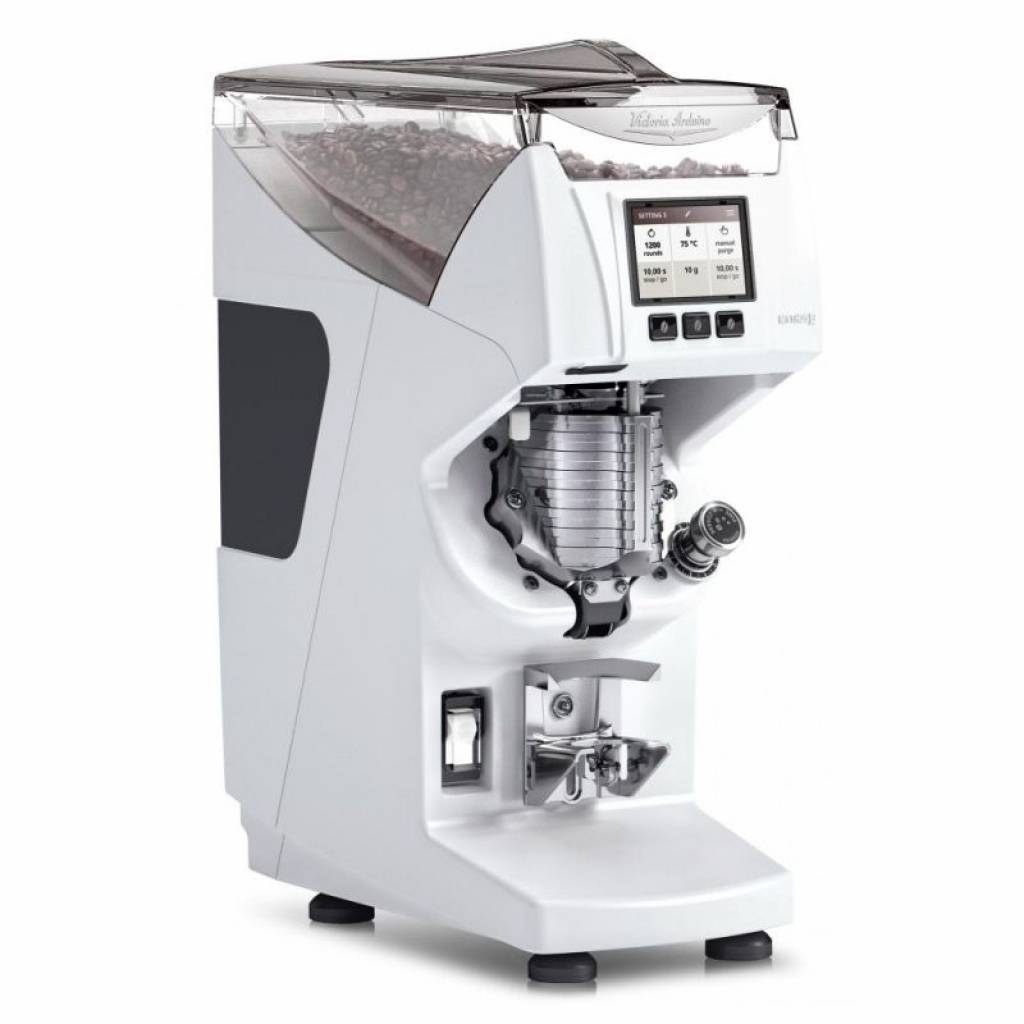Victoria Arduino Mythos Two Grinder (Pure White) gallery image #1
