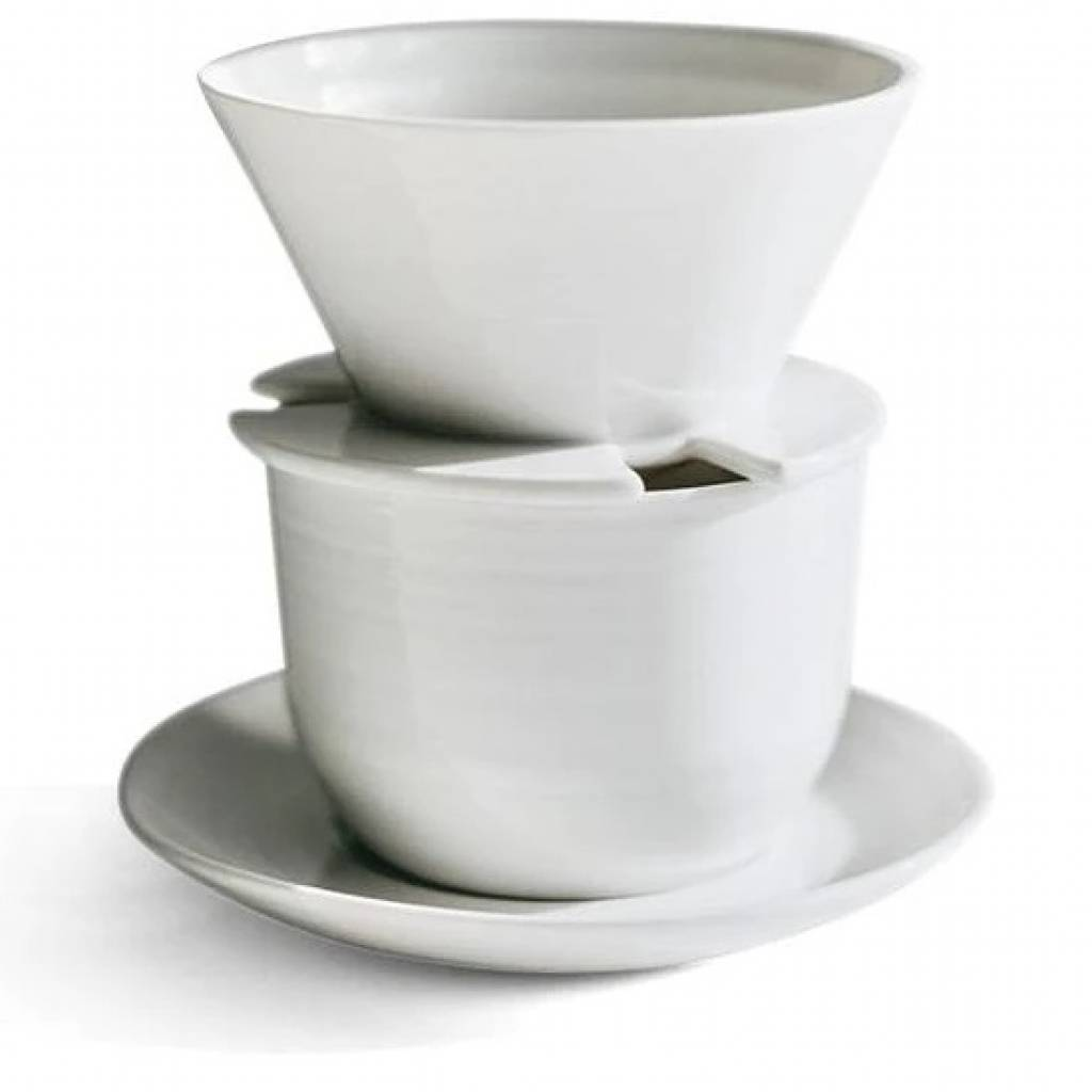April Pour Over Coffee Maker gallery image #1