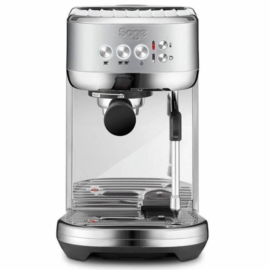 Sage Bambino Plus Espresso Machine - Silver gallery image #1