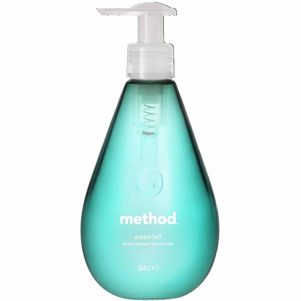 Method Waterfall Plant-Based Hand Wash (354ml) gallery image #1