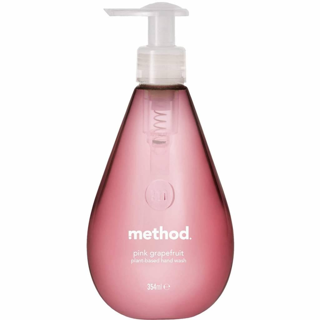 Method Pink Grapefruit Plant-Based Hand Wash (354ml) gallery image #1