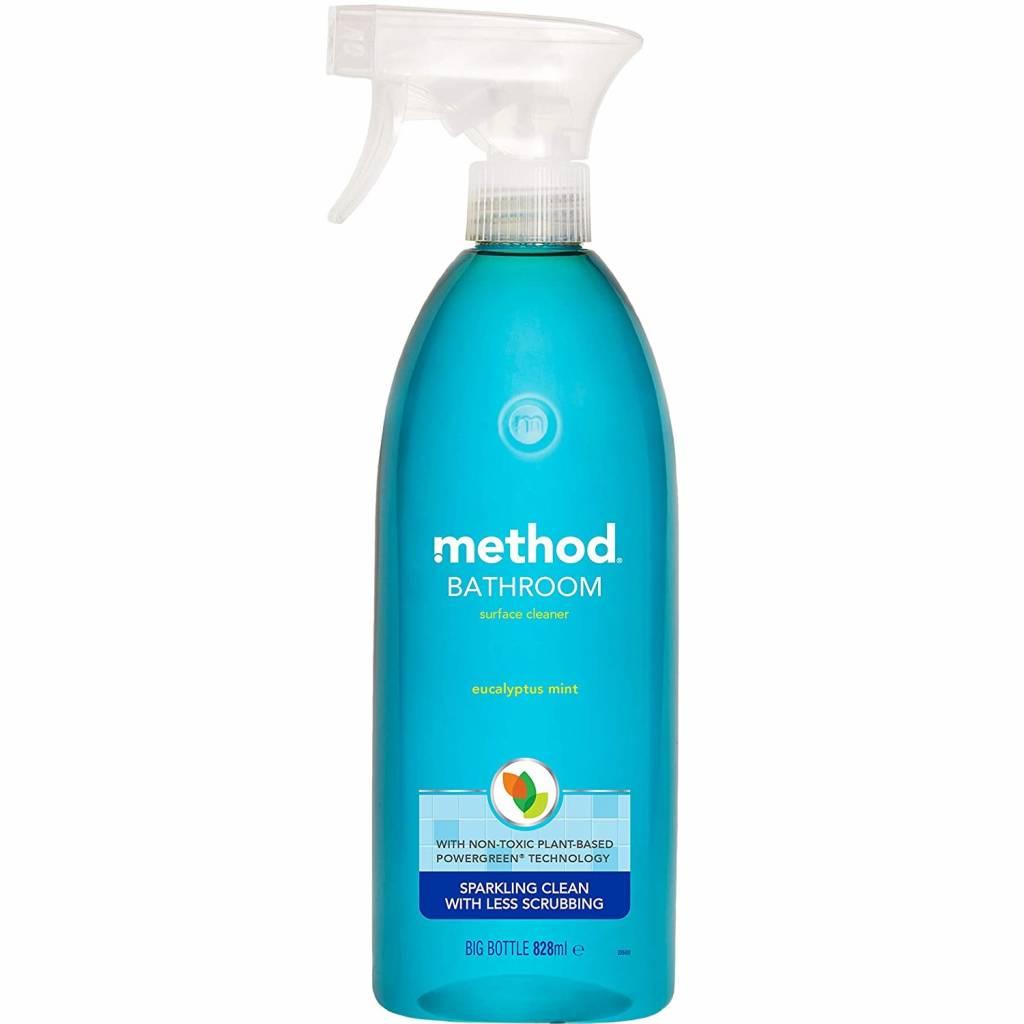 Method Bathroom Surface Cleaner Eucalyptus Mint (828ml) gallery image #1