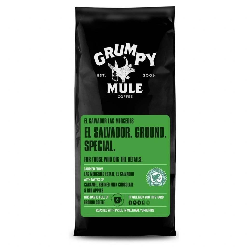 Grumpy Mule El Salvador Ground Coffee (6x227g) gallery image #1
