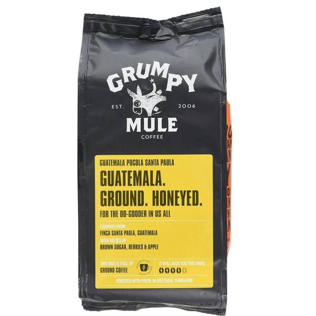 Grumpy Mule Guatemala Ground Coffee (6x227g) gallery image #1