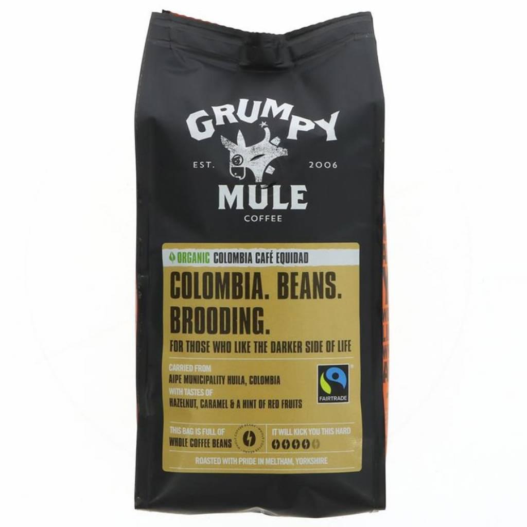 Grumpy Mule Colombia Coffee Beans (227g) gallery image #1