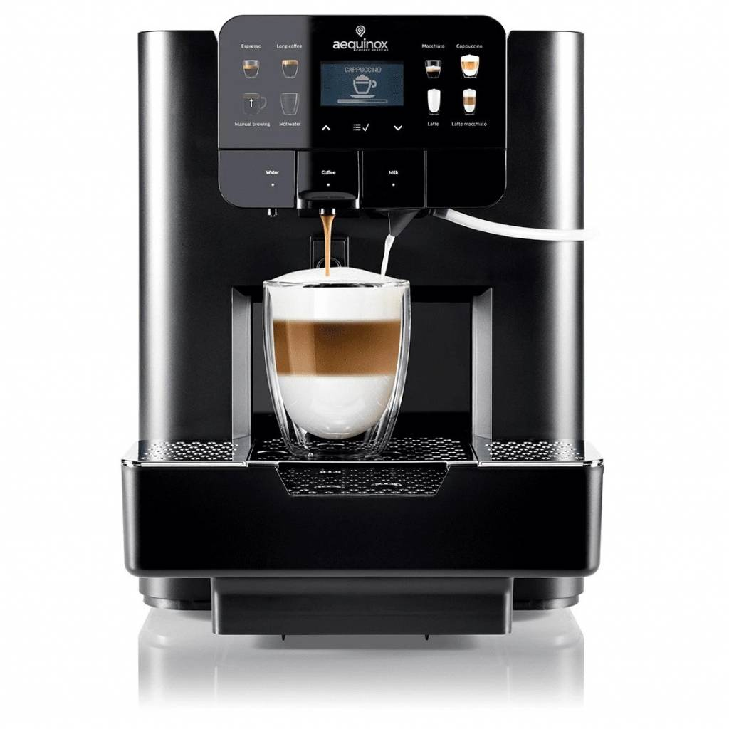 Aequinox Java Cappu with One Touch Milk gallery image #3