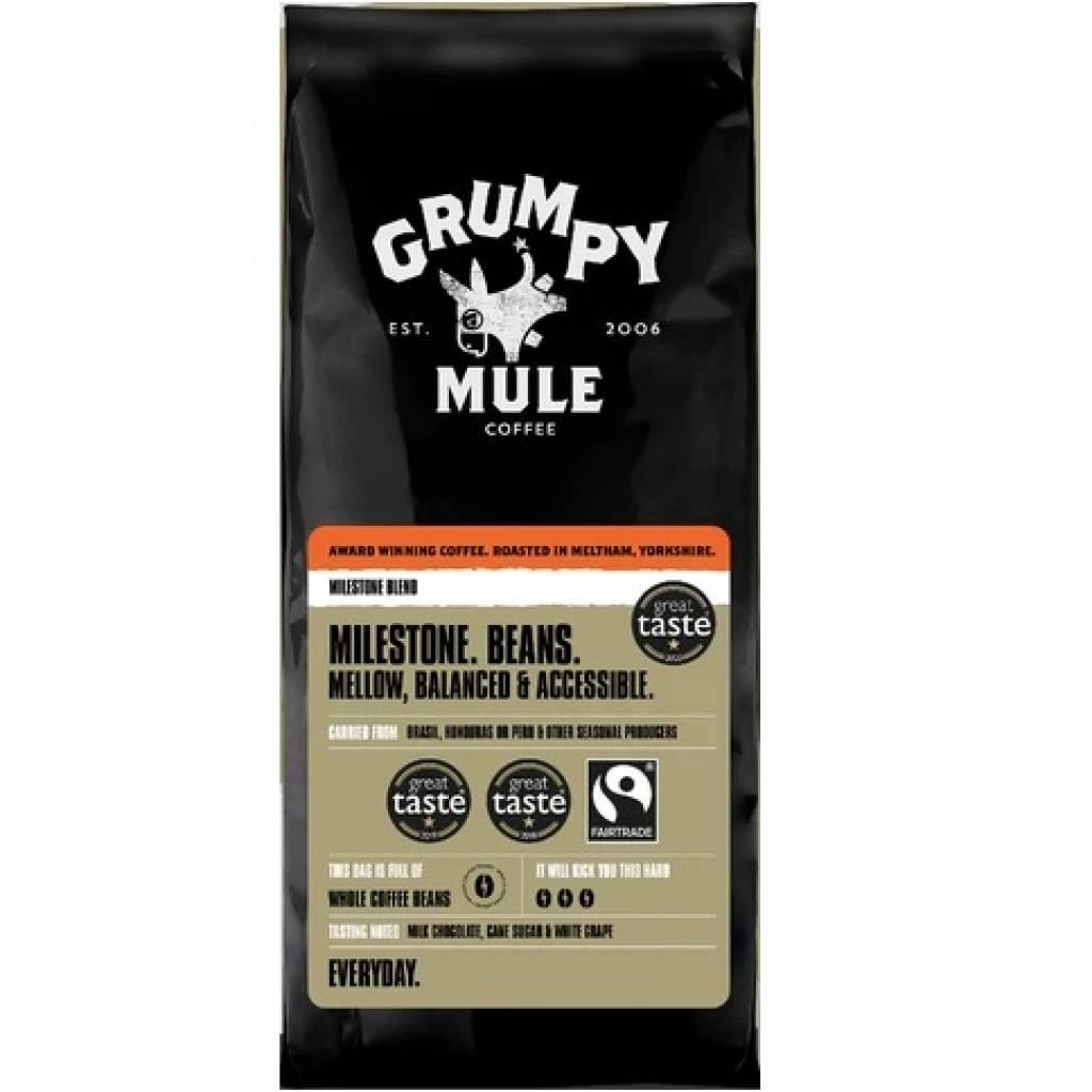 Grumpy Mule Milestone Espresso Beans (10x500g) gallery image #1
