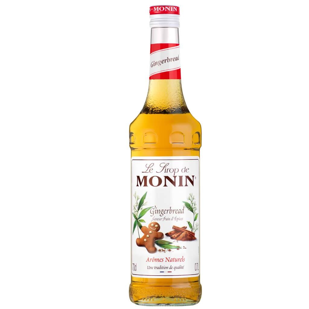 Monin Syrup Gingerbread (70cl) gallery image #1