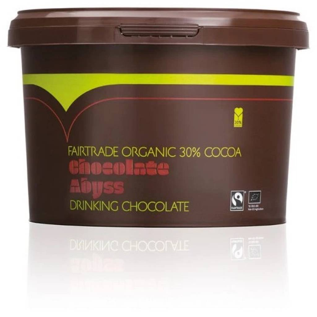 Chocolate Abyss Fairtrade Organic 30% Cocoa (1kg) gallery image #1