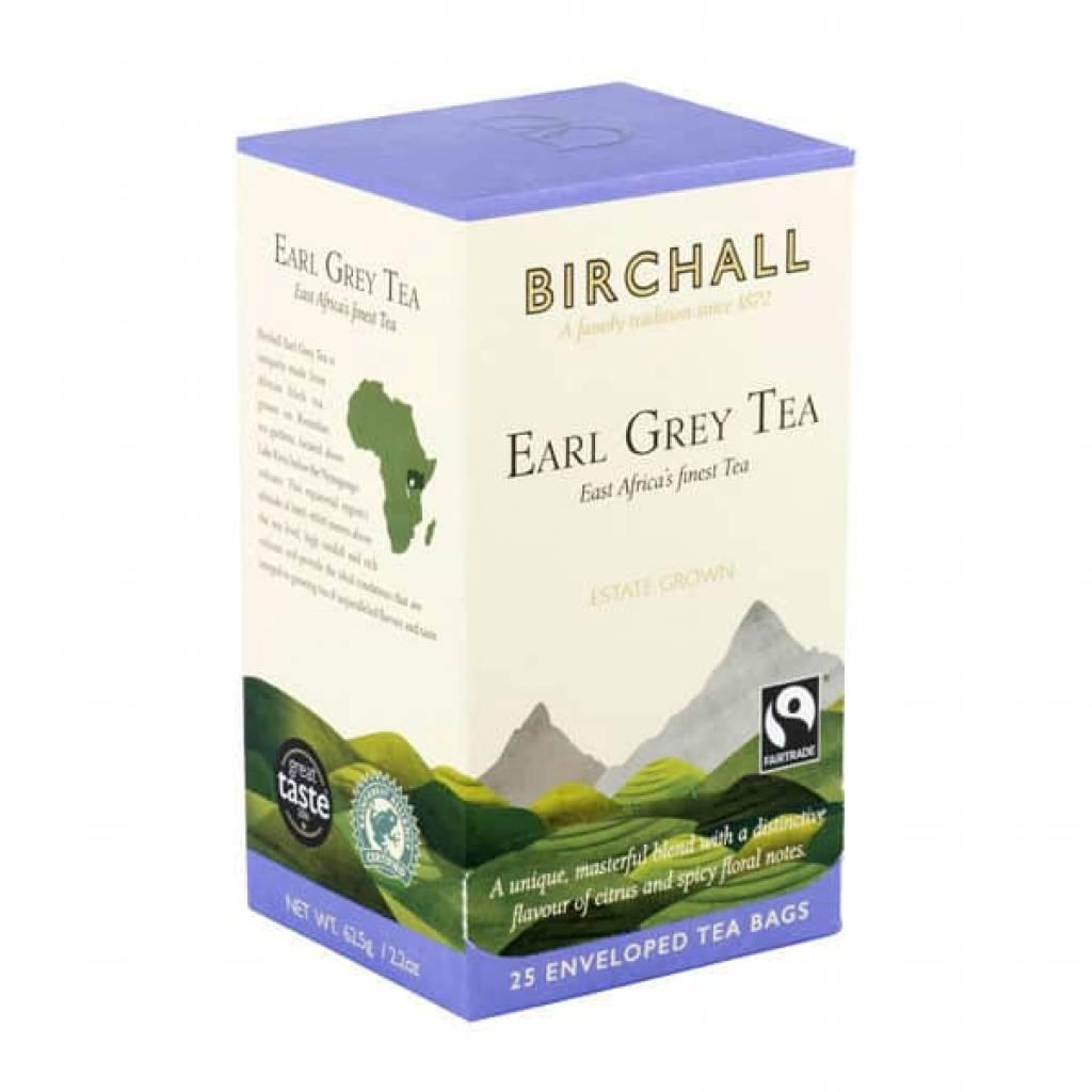 Birchall Earl Grey Enveloped Tea (6x25) gallery image #1