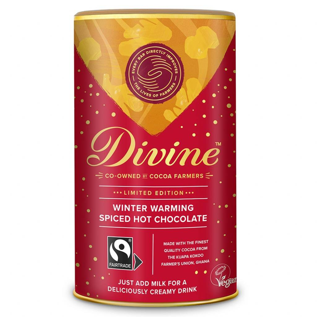 Divine Spiced Hot Chocolate (300g) gallery image #1