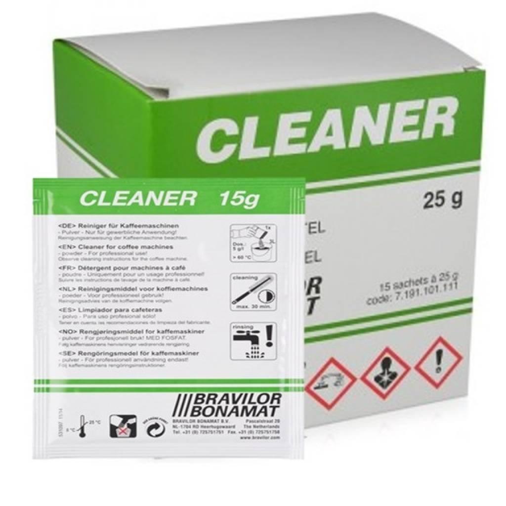 Bravilor Cleaner Sachets (15x15g) gallery image #2