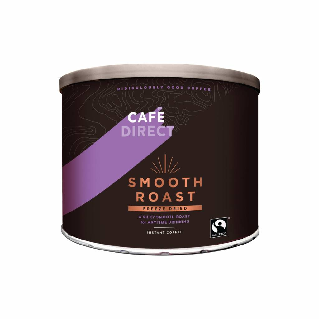 CafeDirect Smooth Roast Instant Coffee (6x500g) gallery image #1