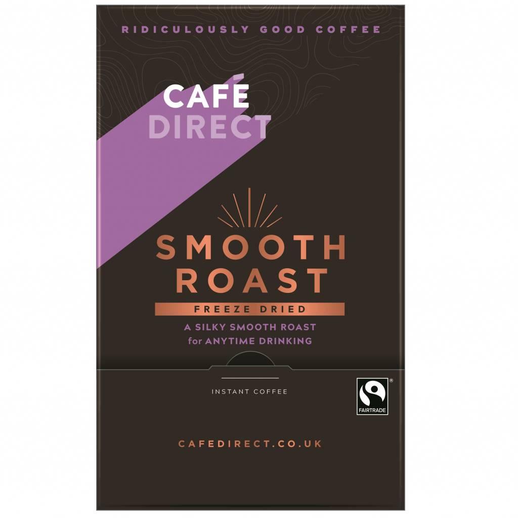 CafeDirect Smooth Roast Instant Coffee Sticks (250) gallery image #1