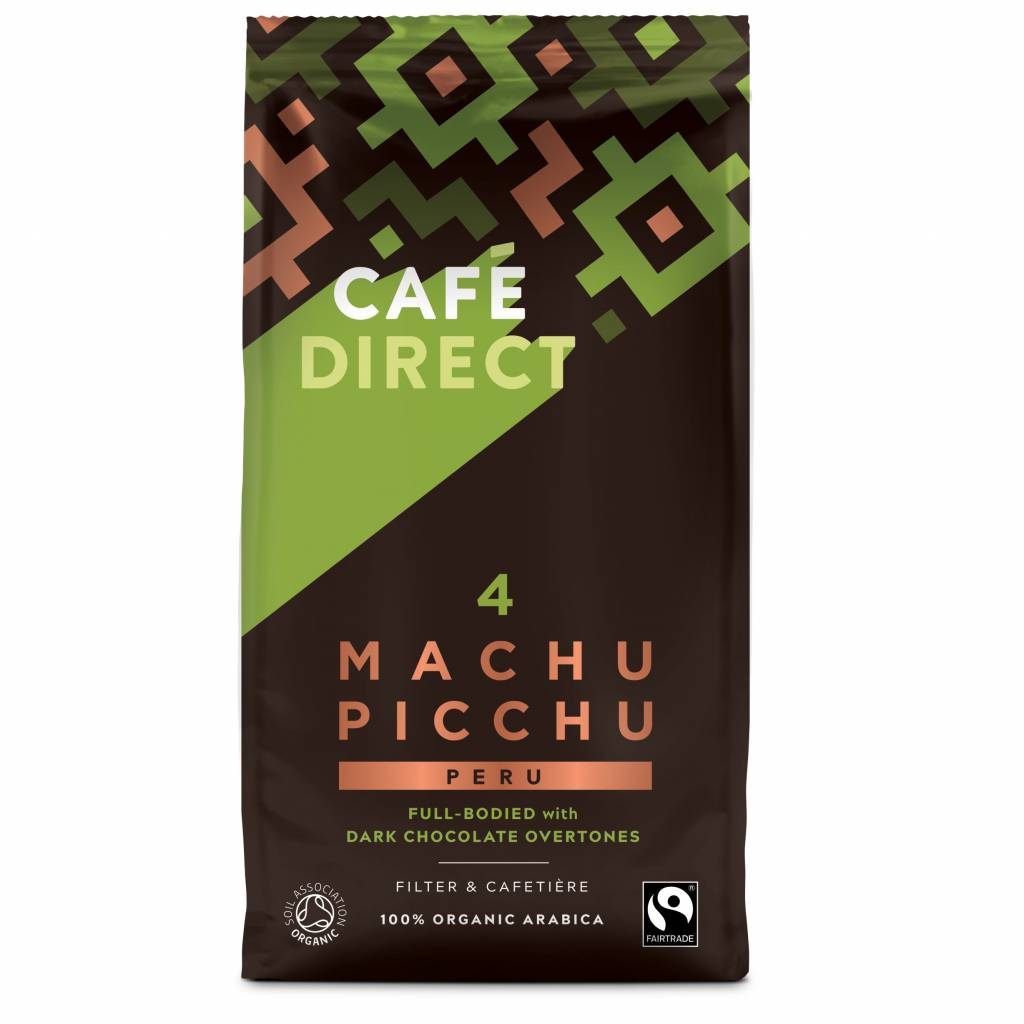 CafeDirect Machu Picchu Ground Coffee (227g) gallery image #1
