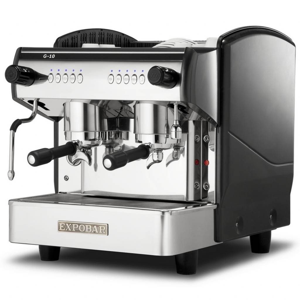 Expobar G10 Espresso Machine (2 Group) gallery image #1