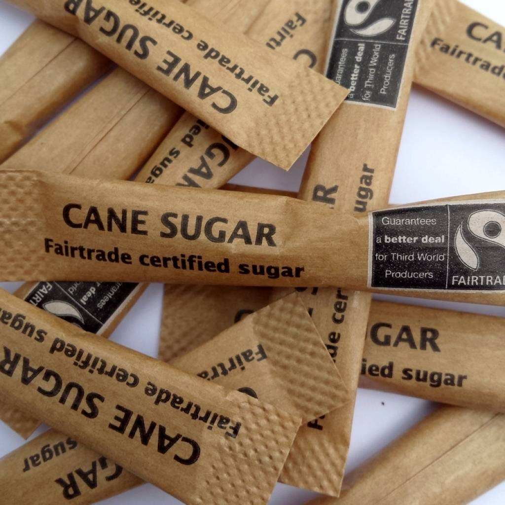 Fairtrade Brown Sugar Sticks (1000) gallery image #2