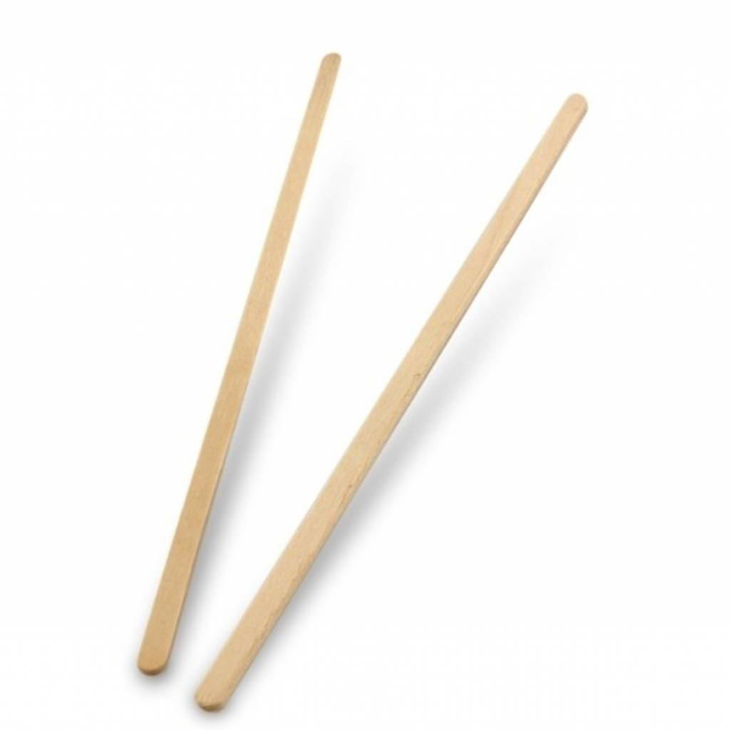 Wooden Stirrers (1000) gallery image #1