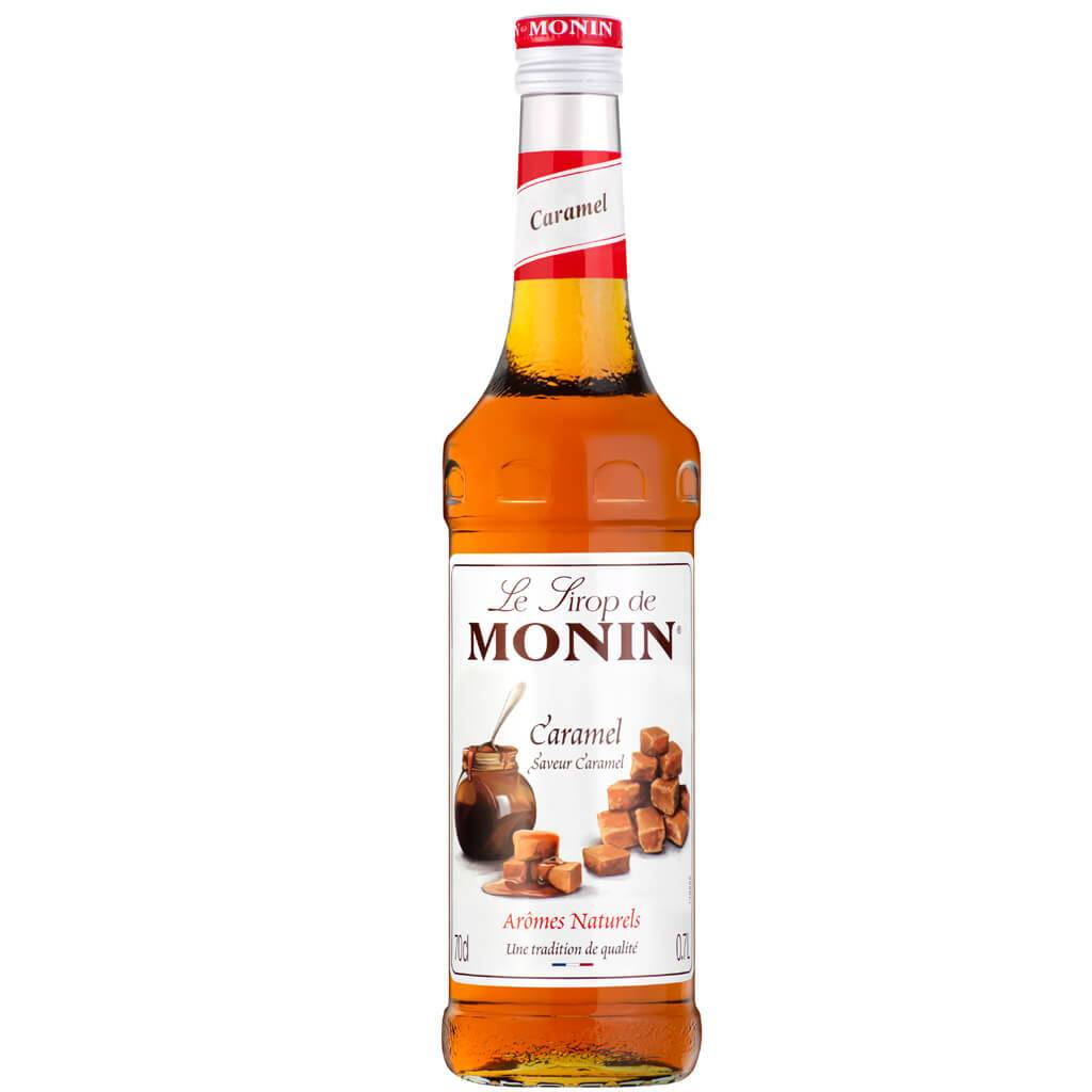 Monin Caramel Syrup (70cl) gallery image #1