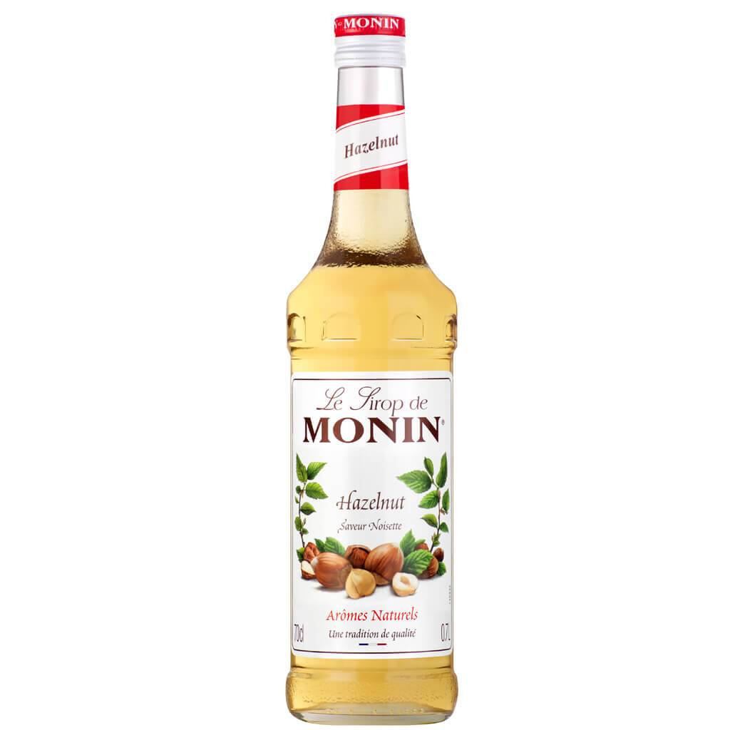 Monin Hazelnut Syrup (70cl) gallery image #1