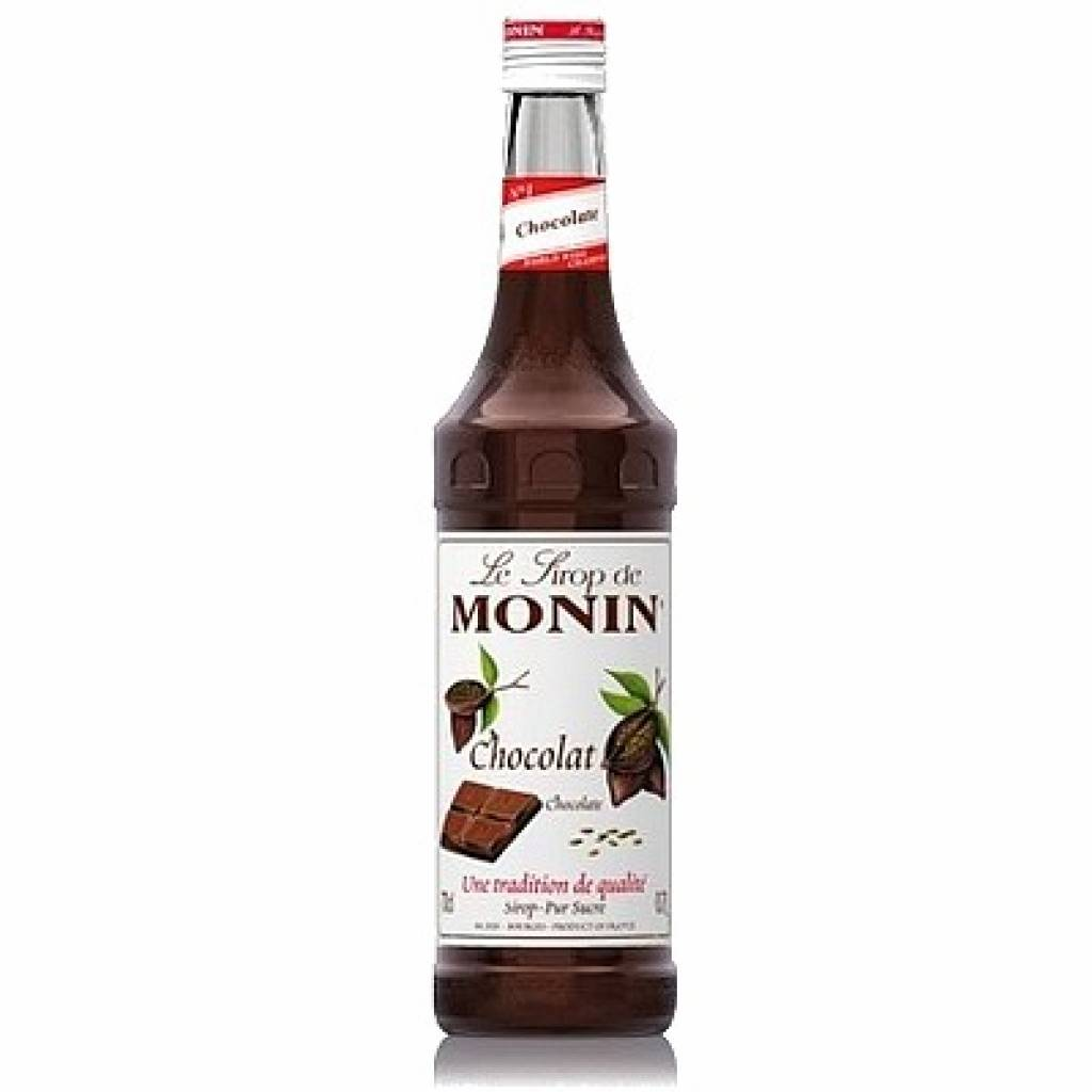 Monin Chocolate Syrup (70cl) gallery image #1