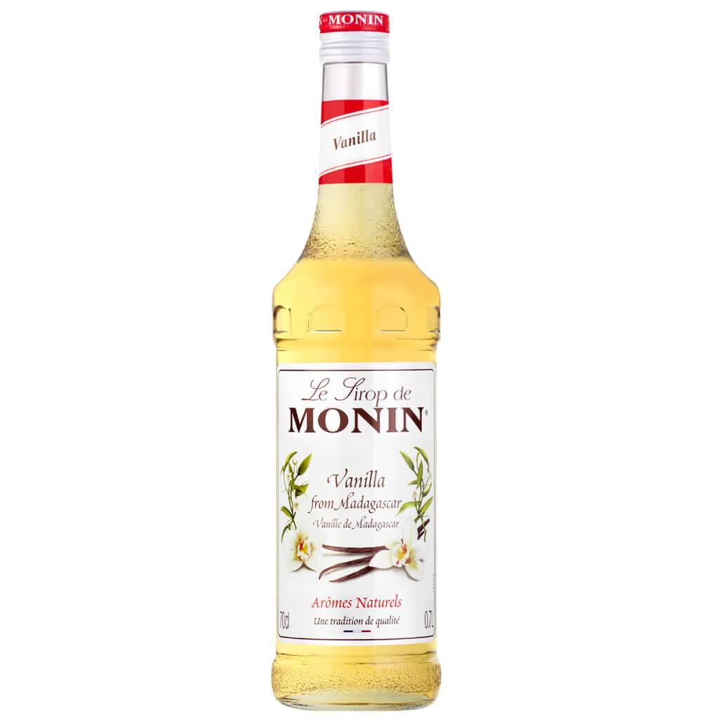 Monin Vanilla Syrup (70cl) gallery image #1