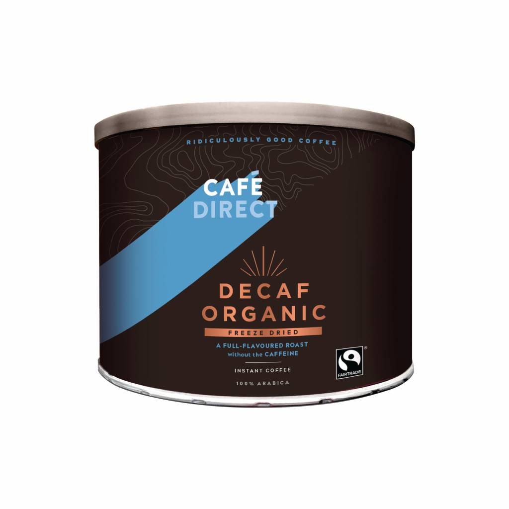 CafeDirect Decaf Smooth Coffee (500g) gallery image #1