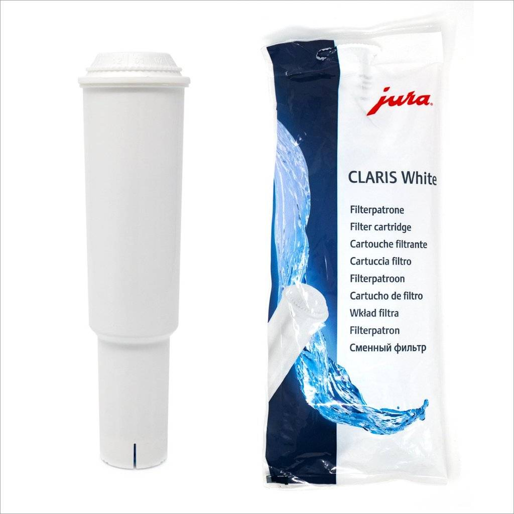 Jura Claris White Filter Cartridge gallery image #1