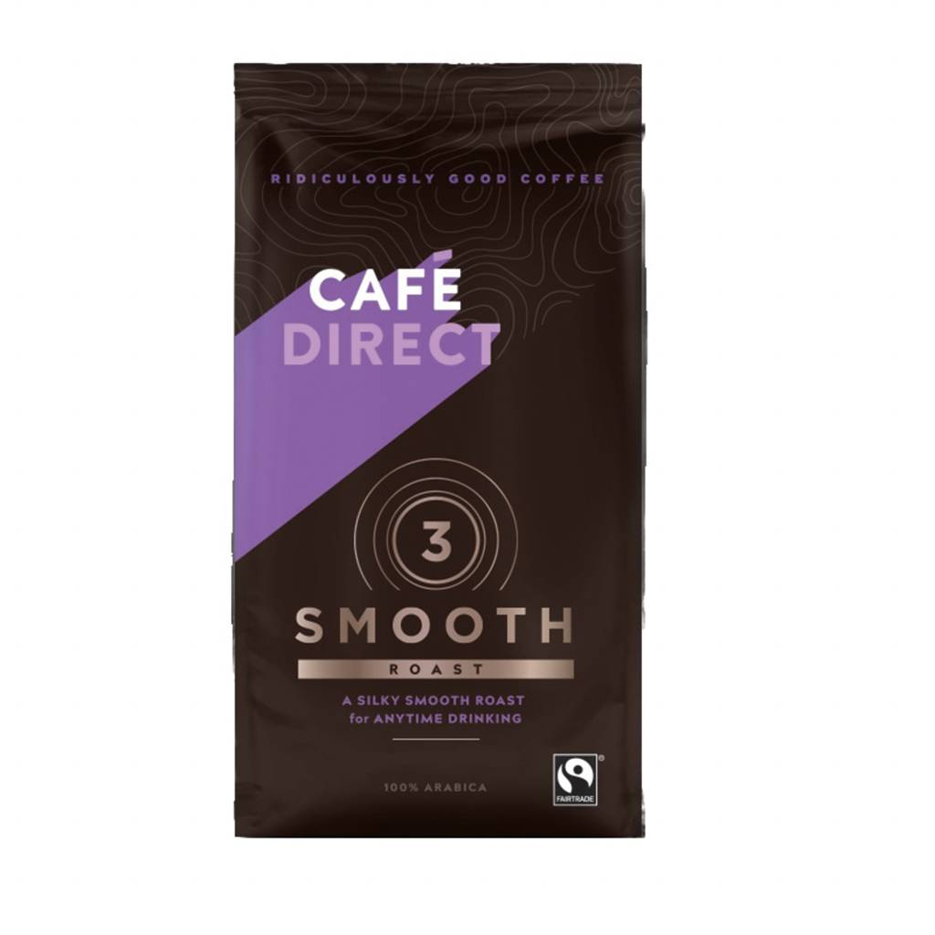 Cafedirect Smooth Roast Instant Coffee for Vending Machines (15x200g) gallery image #1