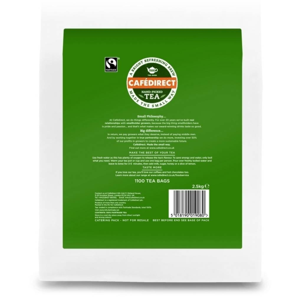 CafeDirect Bulk Tea (1100) gallery image #1